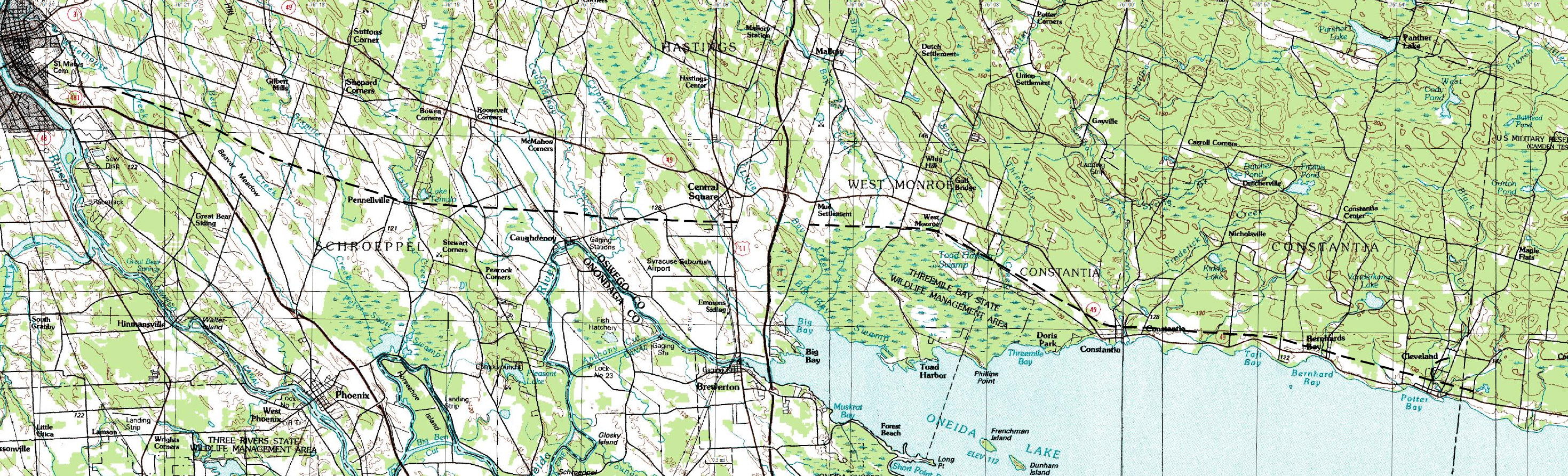 Another Trail Map